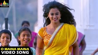Lovers Songs | O Maina Maina Video Song | Latest Telugu Video Songs | Sumanth Ashwin, Nanditha