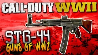 WILL THIS GUN BE GOOD or BAD? - Weapons Of COD WW2: STG-44!