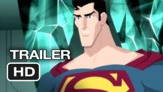 Superman: Unbound TRAILER 1 (2013) - Superman Animated Movie HD