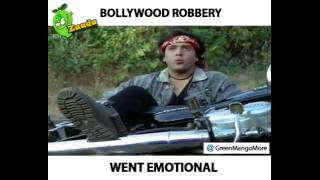 Robbery Went Emotional | Bollywood's Worst Scene