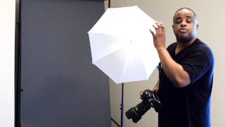 USE CAUTION!! when Using Shoot thru Umbrellas for Soft Light