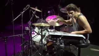 The Craziest Drum Solo Ever!