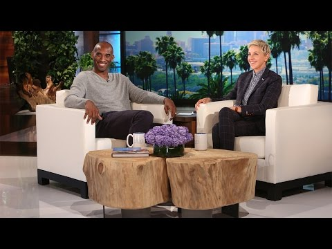Kobe Bryant s First Post Retirement Interview