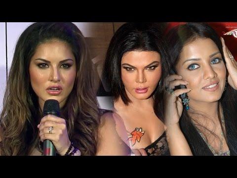 Angry Sunny Leone SLAMS Rakhi Sawant, Celina Jaitly