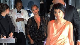 Jay-Z FINALLY Explains Elevator Brawl Incident with Beyonce