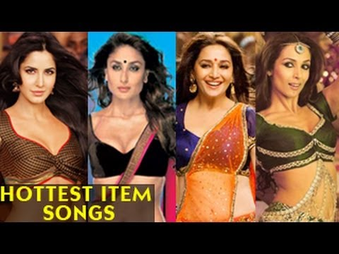Bollywood HOTTEST ITEM SONGS : Top 10
