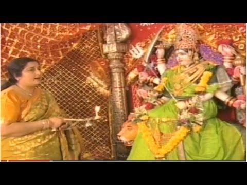 Jai Aadhya Shakti Aarti By Anuradha Paudwal I Maa Ni Aarti and Thal