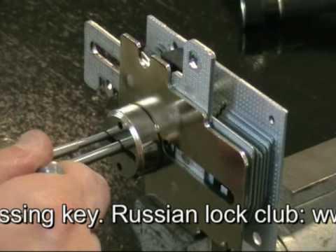 Mottura lock decoding