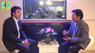 Interview with Murad Saeed