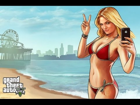 GTA V Story #013 / XXX / First-Person-View / PS4