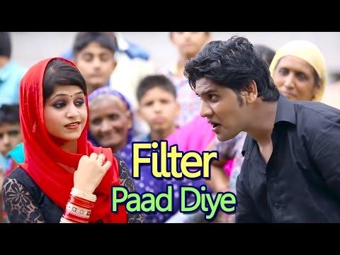 Filter Paad Diye #Latest Haryanvi Song 2016 #Raju Punjabi, Sushila Thaker #सुपरहिट हरयाणवी सांग
