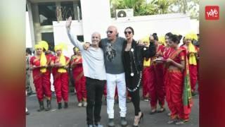 Vin Diesel & Deepika Padukone Gets Grand Welcome To India With Band Baaja & Rally | YOYO TV English
