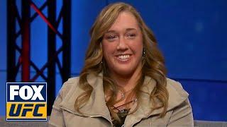 Leah Letson joins TUF Talk to break down her fight | TUF TALK