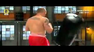 Fight Sport Science Power Kick Test (Capoeira,Karate Kyokushin,Muay Thai,Taekwondo WTF)2011