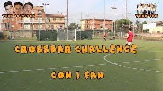 CROSSBAR CHALLENGE CON I FAN!!