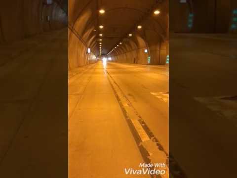H2 kawasaki tünel geçişi