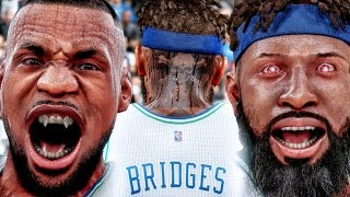 MOST DOMINATE DUO IN NBA HISTORY! NBA 2k16 My Career Gameplay Ep. 95