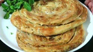 वेजिटेरियन अफगानी रोटी || ईस्ट फ्री पहली बार || लच्छेदार फिलिंग वाली || Afgani Vegetarian Roti ||