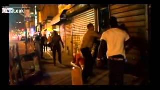 Footage of Brutal 2010 NYC Beating Released During Trial