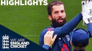 Moeen & Morgan Star For Hosts | England v Australia 1st ODI 2018 - Highlights