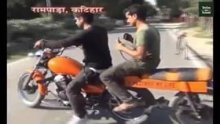 3 chakke ki latest bikes in india 2017 | New system 3 wheel bike & more features