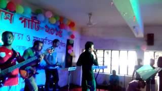Amar Sona bondhu re Live