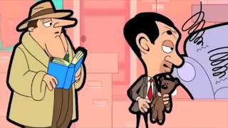 Mr Bean Animated Series For Kids ᴴᴰ Best Full Cartoons! New Funny Collection 2016 - PART 4