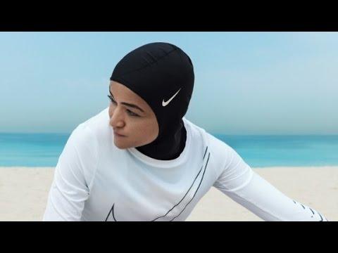 Xxx Mp4 Nike Unveils New Pro Hijab 3gp Sex