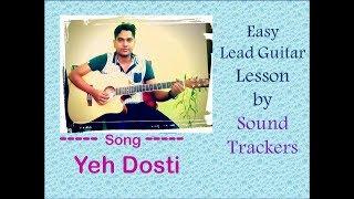 Yeh Dosti || Guitar Instrumental/Lead/Tab - Sholay