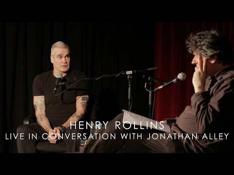 the life and career of henry rollins