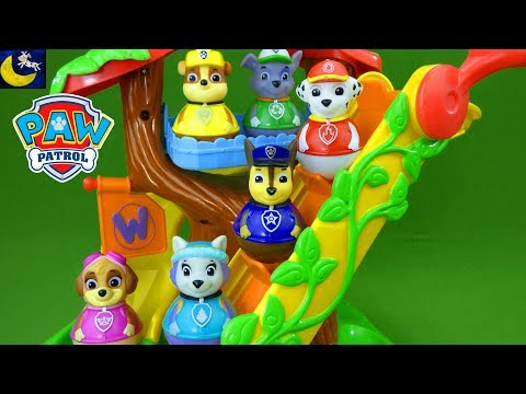 Xxx Mp4 Paw Patrol Weebles Treehouse Playset Everest Animal Rescue Episode Funny Toy Story Videos For Kids 3gp Sex