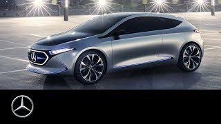 IAA 2017 Future Talk [German Only] mit dem Mercedes-Benz Concept EQA
