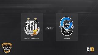 Liga Diamante #5 (7 Rodada) - Santos Dexterity VS GG Team