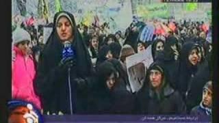 02/11/2008 Iran: 25-Million-Man March: Biggest in History