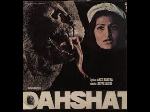 Dahshat-1981/blockbuster Hindi horror movie/Ramsay brothers production/starring navin nischol