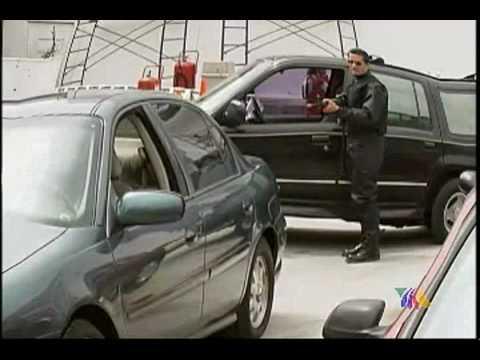 Infarto Policía Terminator