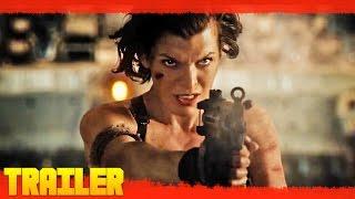 Resident Evil 6: Capítulo Final (2017) Primer Tráiler Oficial Subtitulado