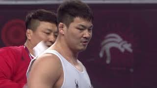 BRONZE GR - 97 kg: S. LEE (KOR) v. D. XIAO (CHN)