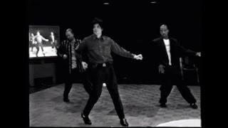 Michael Jackson - MTV VMAs Rehearsals August 25, 1995 - Dangerous (Snippets)