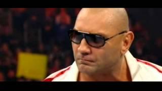 WWE Batista Returns WWE RAW 20 January 2014