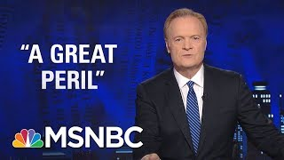 Lawrence: Donald Trump Responds To Barcelona Terror Attack With A Lie | The Last Word | MSNBC