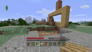Minecraft, lovely world, 1, surprise
