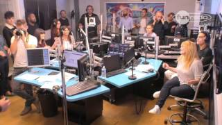 Robin Thicke: Back Together (LIVE) Fun Radio