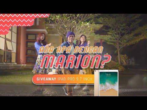 Xxx Mp4 Ada Apa Dengan Marion Episode 5 Giveaway Ipad Pro 9 7 Inch 3gp Sex