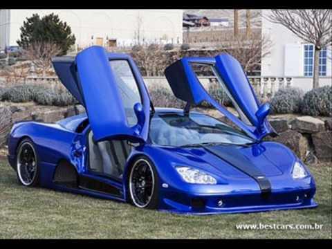 meus melhores carros do mundo