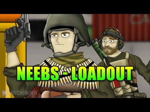 Loadout - BFF Noob M249 & Jeep Stuff | Battlefield 4 LMG Gameplay