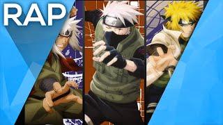 Rap dos Senseis - Jiraya, Minato e Kakashi (Naruto) - O aluno virou mestre l Águia l Conjunto