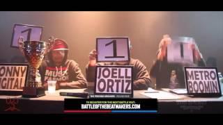 OSOM Stretch - Battle of the Beatmakers 2014 (Metro Boomin. Sonny Digital & Joell Ortiz)