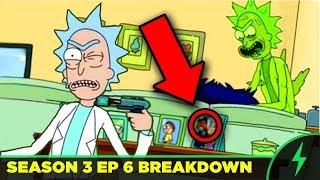 Rick and Morty 3x06