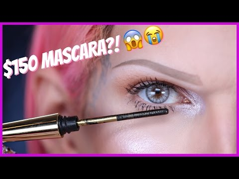 150 STAINLESS STEEL MASCARA WAND First Impressions Jeffree Star